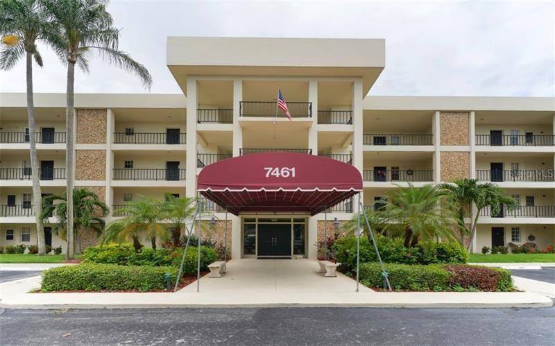 7461 W COUNTRY CLUB DRIVE N #401, Sarasota, FL 34243 - #: A4472444