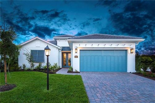 Photo of 7757 SANDHILL LAKE DRIVE, SARASOTA, FL 34241 (MLS # A4478445)