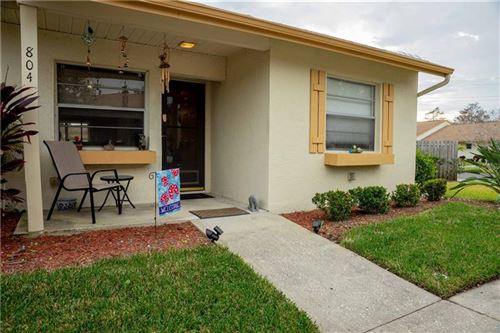 Photo of 10850 43RD STREET N #804, CLEARWATER, FL 33762 (MLS # U8072445)