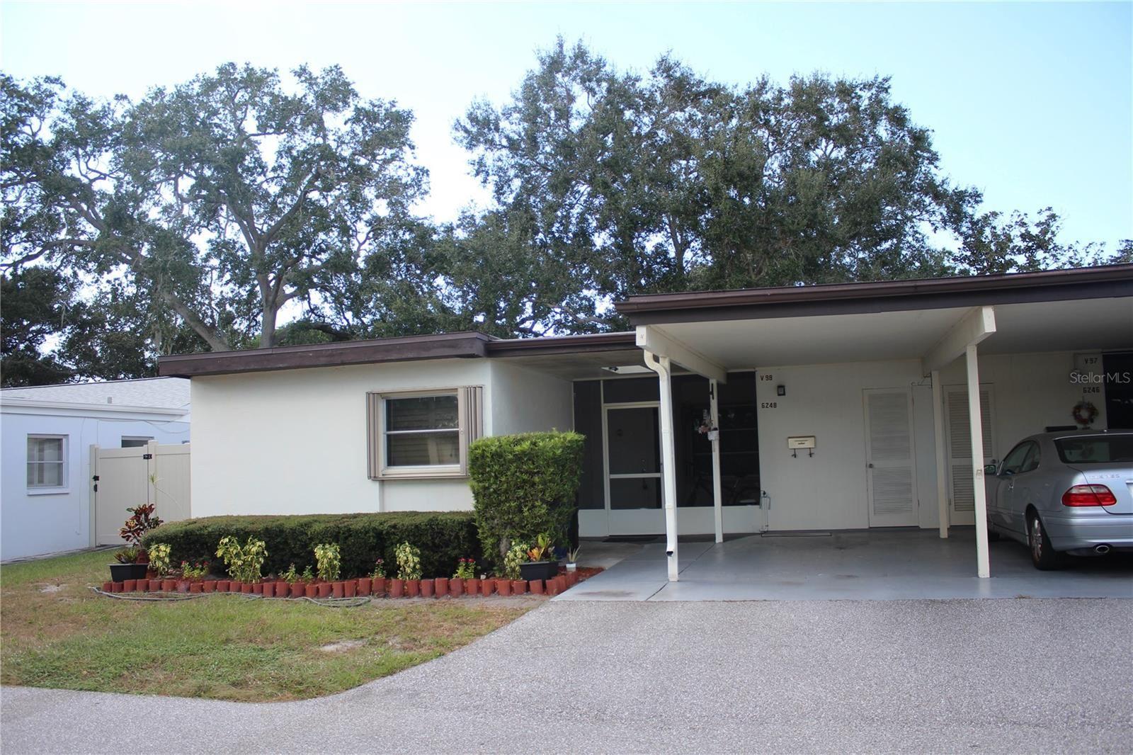 6248 GREEN VIEW CIRCLE #98, Sarasota, FL 34231 - #: A4515445