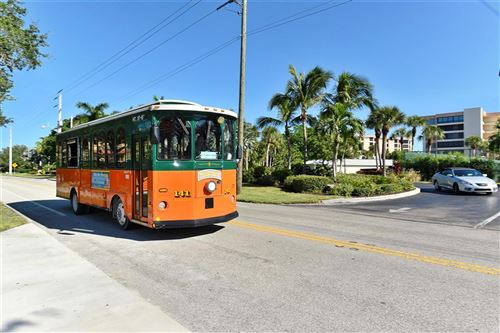Tiny photo for 8710 MIDNIGHT PASS ROAD #203B, SARASOTA, FL 34242 (MLS # A4507446)
