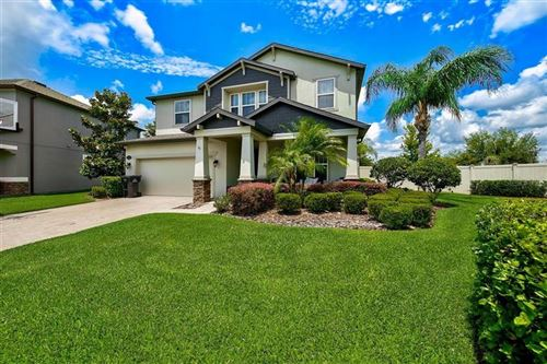 Photo of 1669 FEATHER GRASS LOOP, LUTZ, FL 33558 (MLS # T3305446)