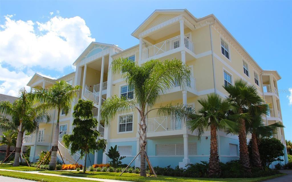7930 34TH AVENUE AVENUE W #101, Bradenton, FL 34209 - MLS#: A4500446