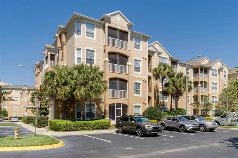 2813 ALMATON LOOP #201, Kissimmee, FL 34747 - MLS#: O5939446