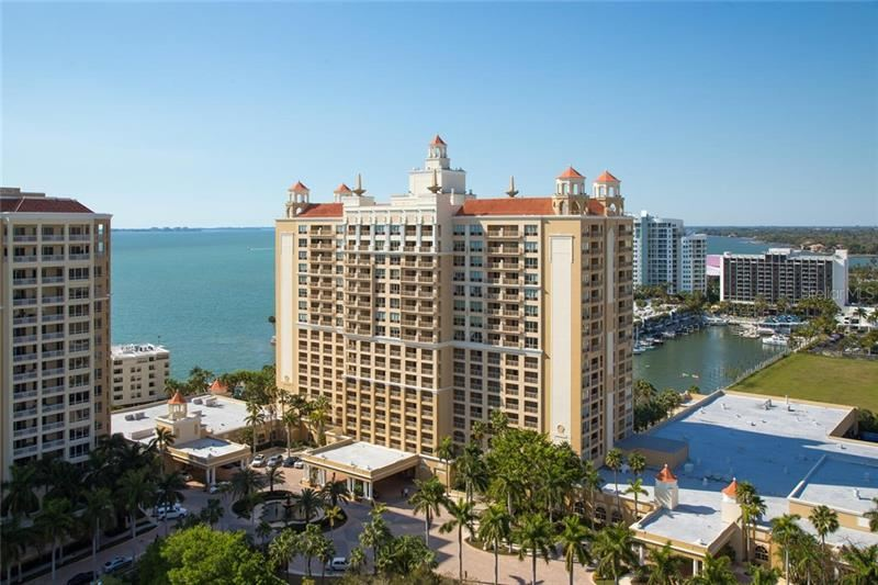 Photo of 1111 RITZ CARLTON DRIVE #1602, SARASOTA, FL 34236 (MLS # A4450447)