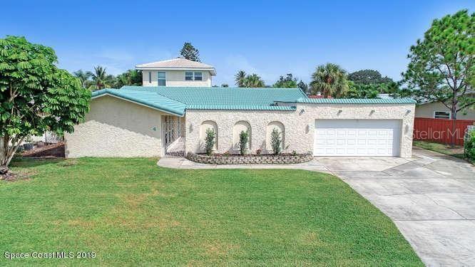 4 SLOOP DRIVE, Cocoa Beach, FL 32931 - #: O5858448
