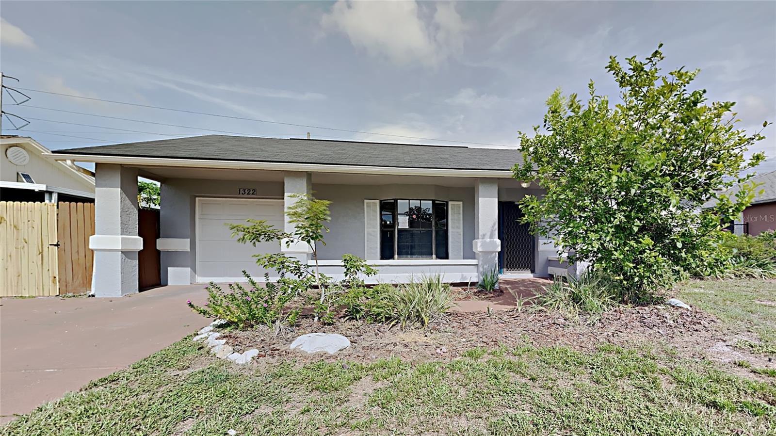 1322 MANDARIN DRIVE, Holiday, FL 34691 - MLS#: T3327448