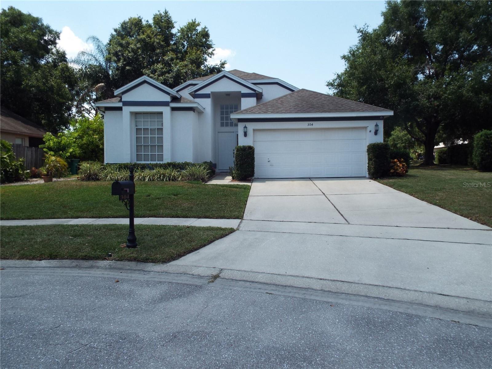 304 BALOGH PLACE, Longwood, FL 32750 - MLS#: A4504450
