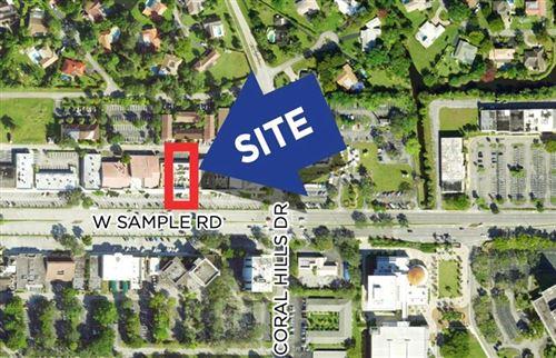 Photo of 9661 W SAMPLE ROAD, CORAL SPRINGS, FL 33065 (MLS # O5884451)