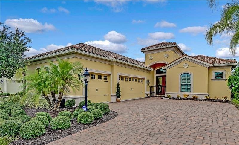 14716 CASTLE PARK TERRACE, Lakewood Ranch, FL 34202 - #: A4478451