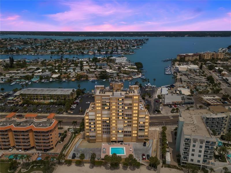 11000 GULF BOULEVARD #504 & 505, Treasure Island, FL 33706 - #: T3303451