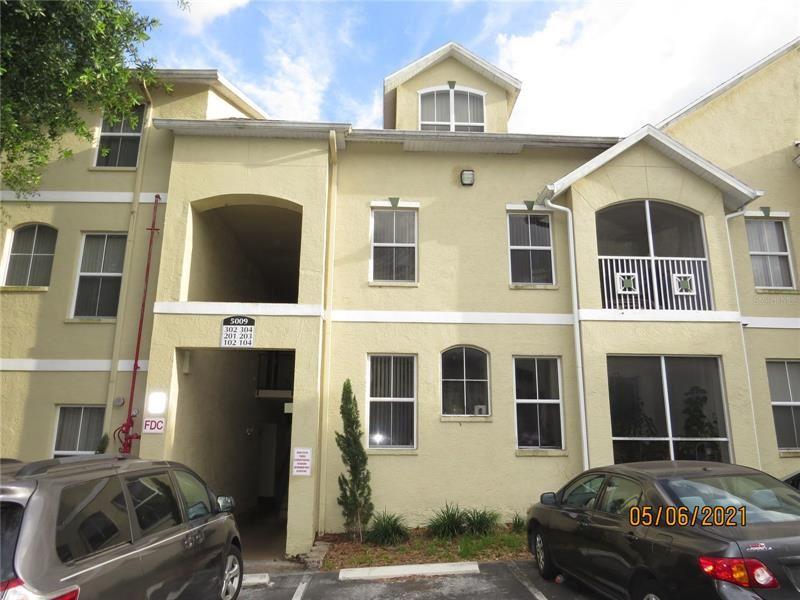 5009 SUNRIDGE PALMS DRIVE #203, Tampa, FL 33617 - #: T3306451