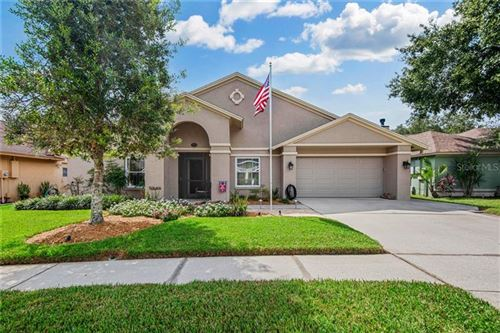 Photo of 9503 PEBBLE GLEN AVENUE, TAMPA, FL 33647 (MLS # T3272452)