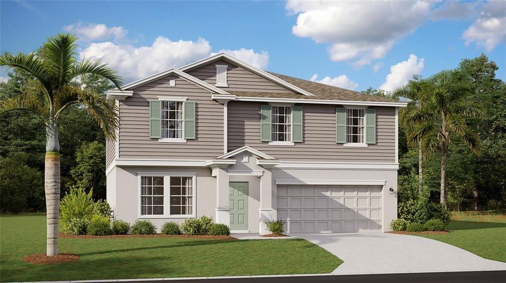 966 LAUREL VIEW WAY, Groveland, FL 34736 - #: T3328452