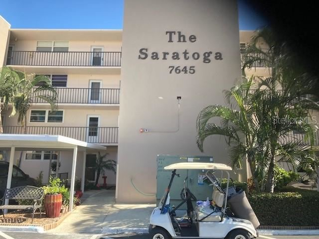 7645 SUN ISLAND DRIVE S #107, South Pasadena, FL 33707 - #: U8103452