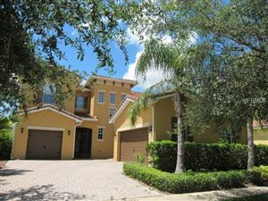 Photo of 3827 GOLDEN KNOT DRIVE, KISSIMMEE, FL 34746 (MLS # S5003453)