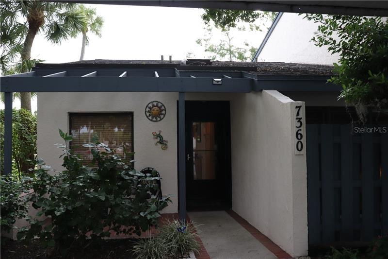 7360 CLOISTER DRIVE #7360, Sarasota, FL 34231 - #: A4470453