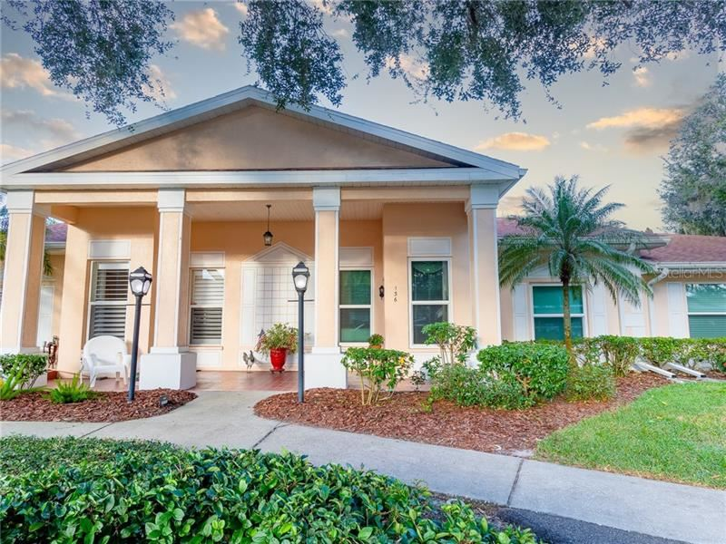 136 KNOLLPOINT DRIVE #136, Sun City Center, FL 33573 - #: T3273453