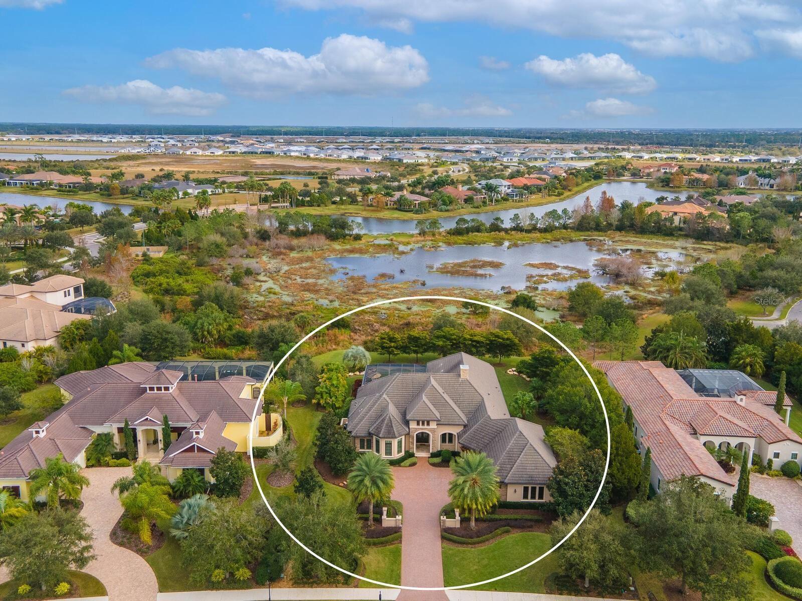 Photo of 8015 BOUNTY LANE, LAKEWOOD RANCH, FL 34202 (MLS # A4502454)