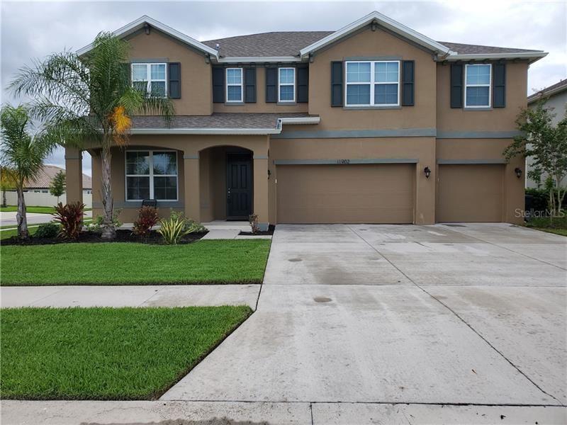 11902 QUACK GRASS COURT, Riverview, FL 33579 - MLS#: T3187454