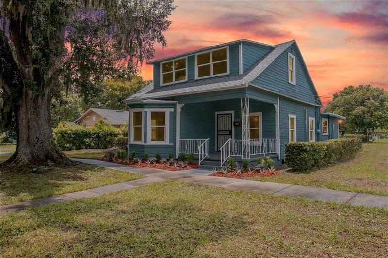 806 CYPRESS AVENUE, Sanford, FL 32771 - #: V4914454