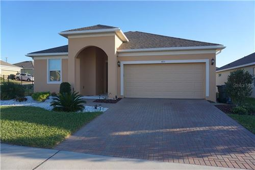 Photo of 455 ARAGOSA DRIVE, DAVENPORT, FL 33837 (MLS # O5847455)