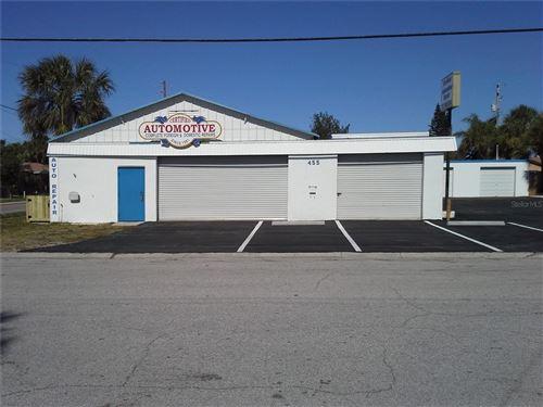 Photo of 455 76TH AVENUE, ST PETE BEACH, FL 33706 (MLS # U8126455)