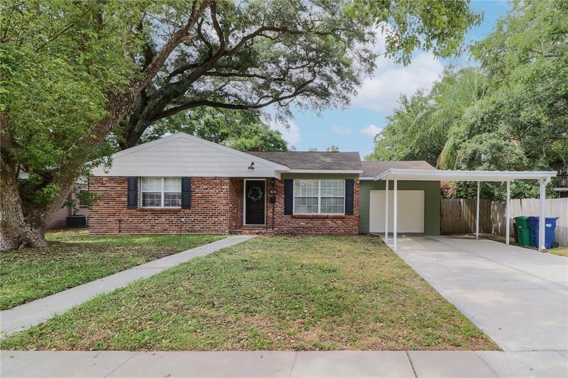 4011 W AZEELE STREET, Tampa, FL 33609 - MLS#: T3306456