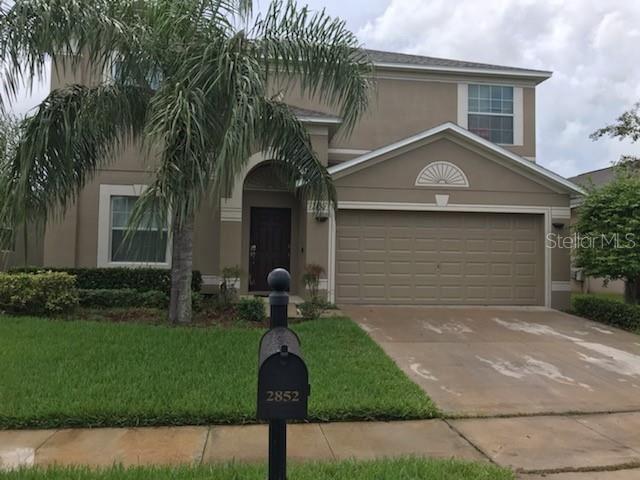 2852 CARRICKTON CIRCLE, Orlando, FL 32824 - MLS#: O5891457