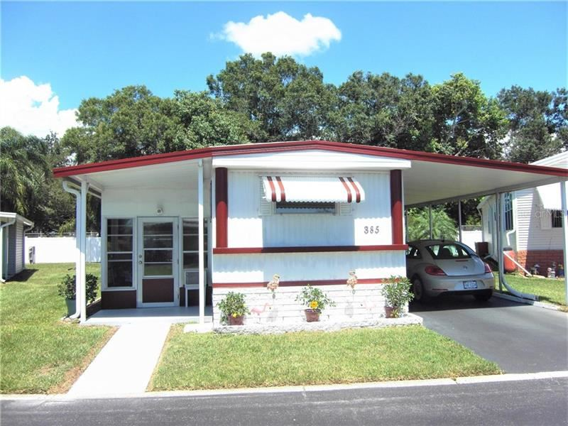 9790 66TH STREET N #385, Pinellas Park, FL 33782 - MLS#: U8088457