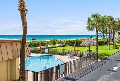 Photo of 3500 GULF BOULEVARD #205, BELLEAIR BEACH, FL 33786 (MLS # U8086458)
