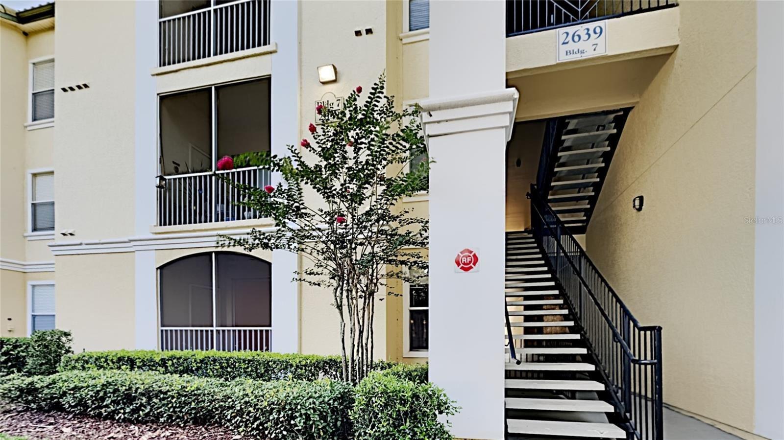 2639 MAITLAND CROSSING WAY #105, Orlando, FL 32810 - MLS#: T3309458