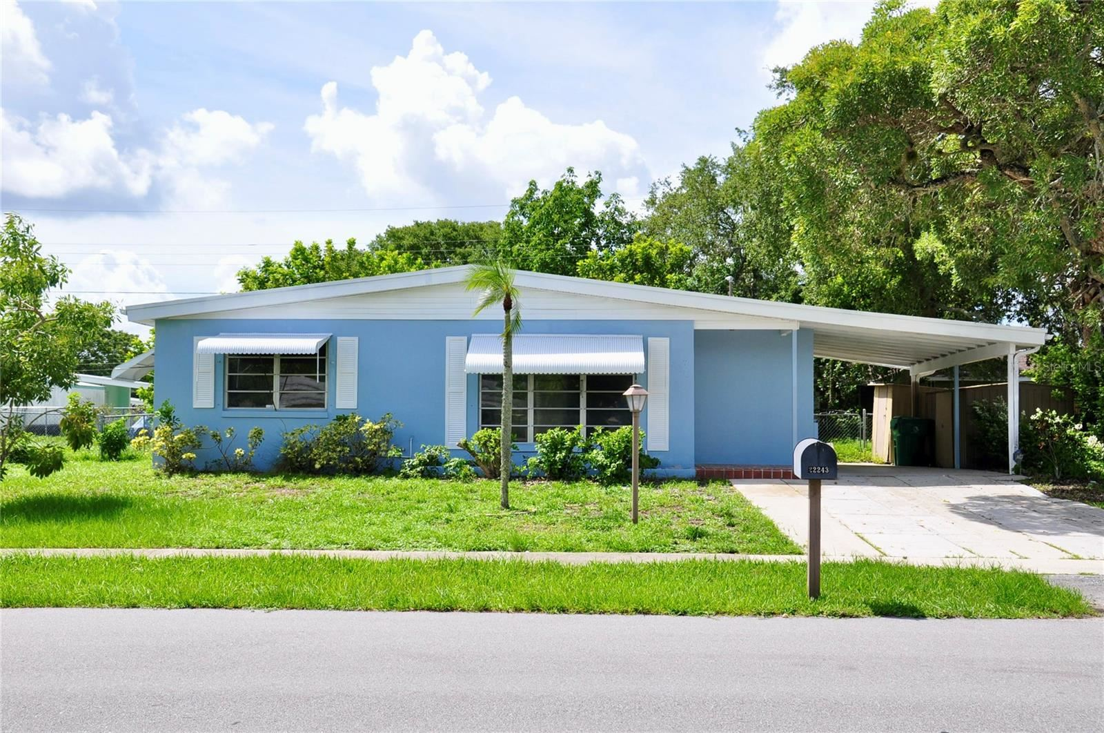 22243 HERNANDO AVENUE, Port Charlotte, FL 33952 - #: C7445460