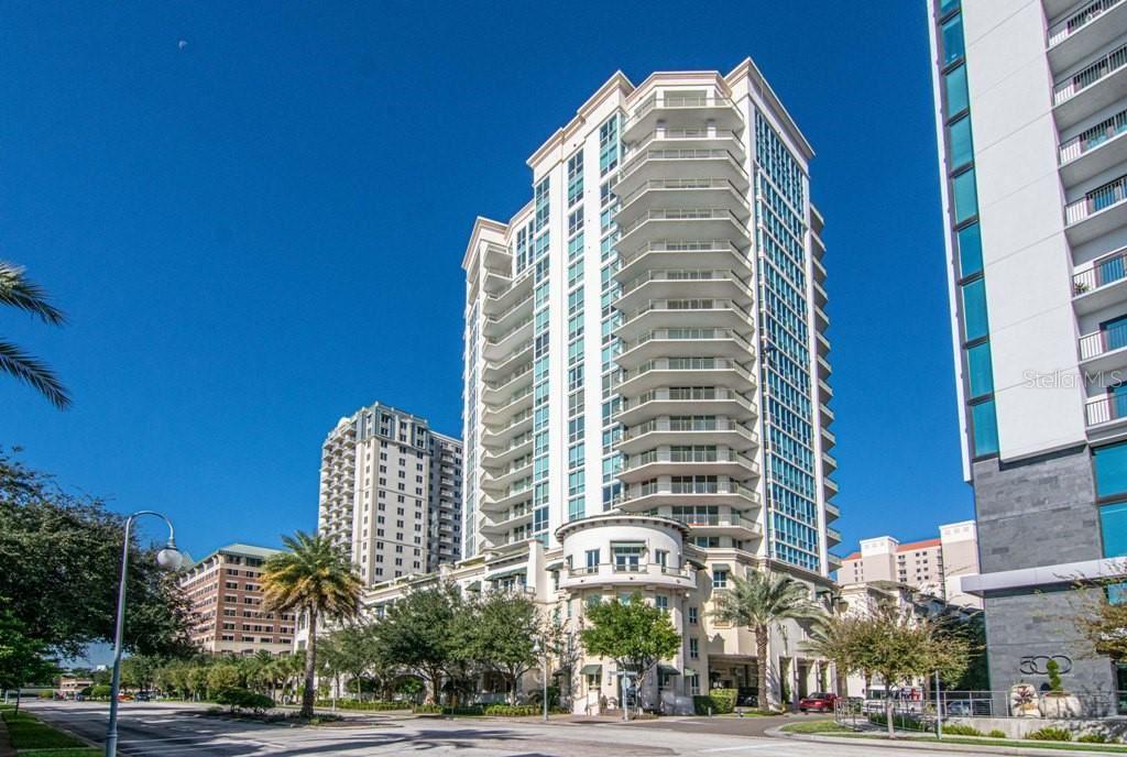 450 KNIGHTS RUN AVENUE #1204, Tampa, FL 33602 - MLS#: T3306460
