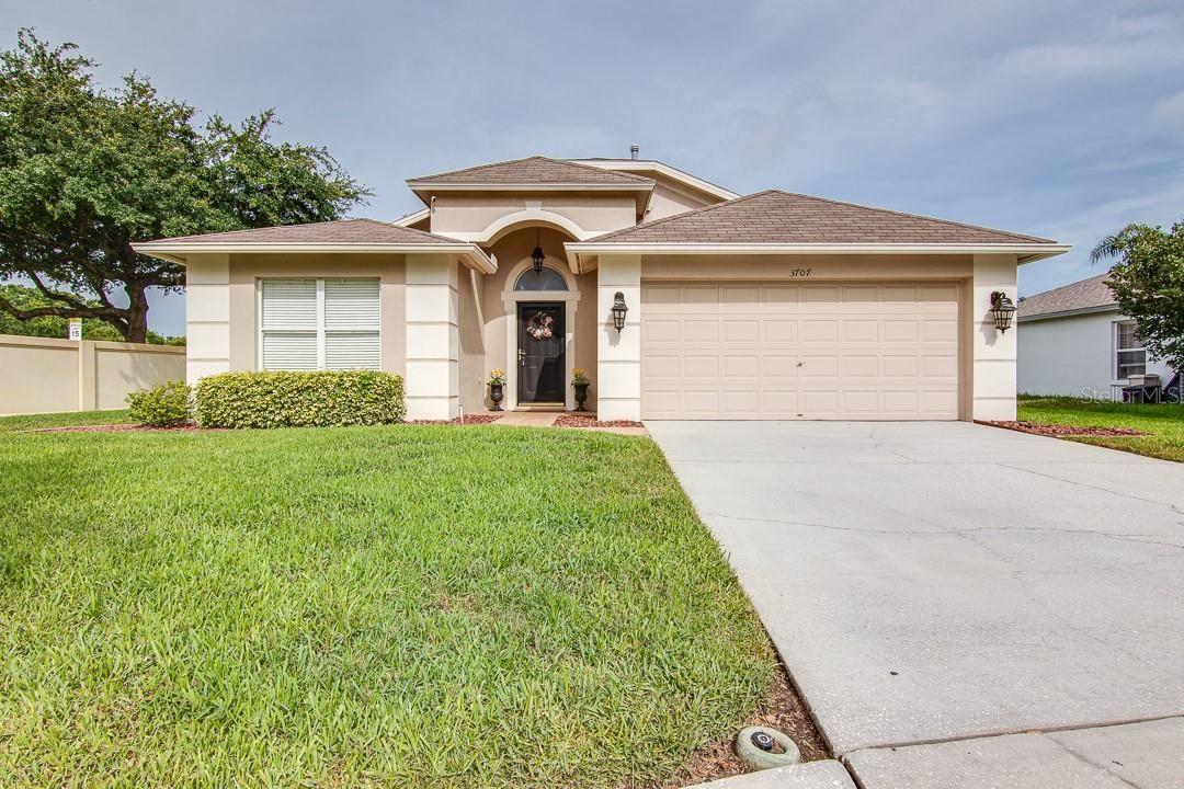 3707 LONEWOOD COURT, Land O Lakes, FL 34638 - MLS#: T3313461
