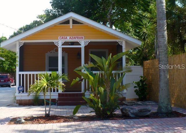 1868 LAUREL STREET, Sarasota, FL 34236 - #: A4499462