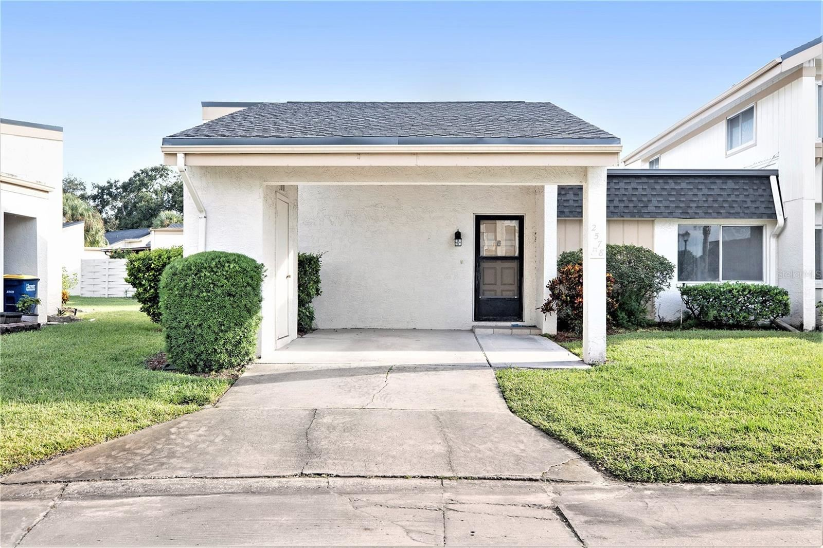 2578 FOREST RUN COURT #1042, Clearwater, FL 33761 - MLS#: O5977464