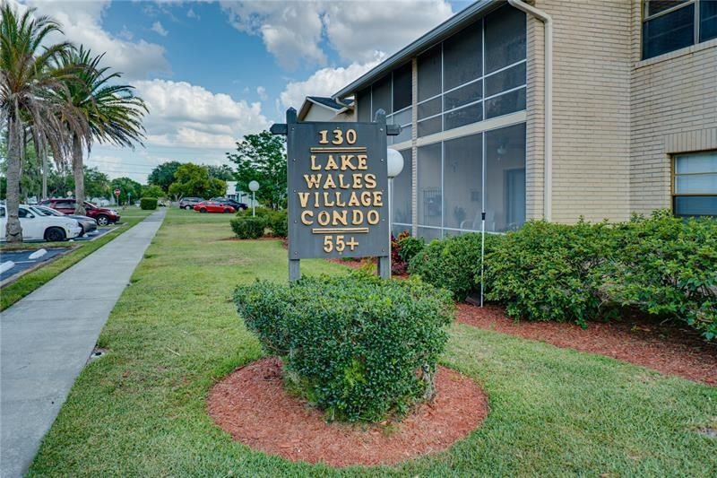 130 E JOHNSON AVENUE #109, Lake Wales, FL 33853 - MLS#: P4915464