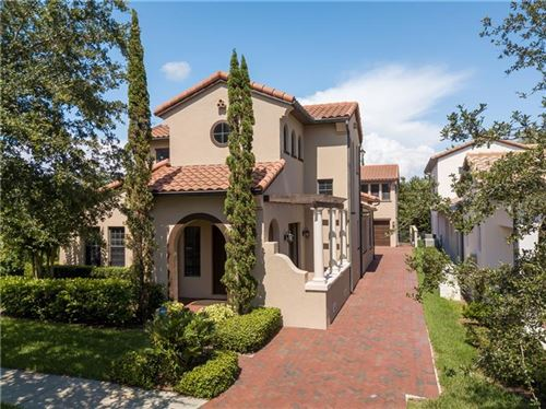 Photo of 6127 YEATS MANOR DRIVE, TAMPA, FL 33616 (MLS # T3248465)