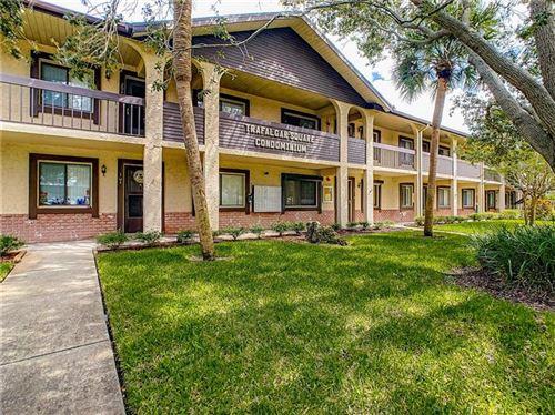 Photo of 725 83RD AVENUE N #201, ST PETERSBURG, FL 33702 (MLS # U8098466)
