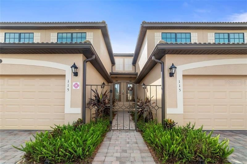Photo of 115 RED FOX COURT #102, BRADENTON, FL 34212 (MLS # A4472466)