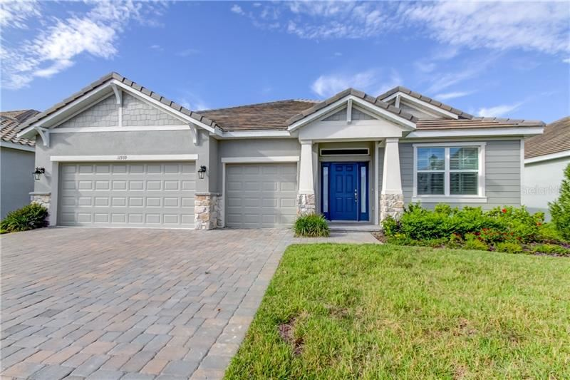11939 CINNAMON FERN DRIVE, Riverview, FL 33579 - #: T3269466