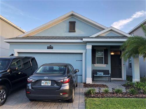 Photo of 4608 ST BERNARD DRIVE, KISSIMMEE, FL 34746 (MLS # S5040468)