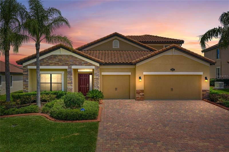 4021 SUNSET LAKE DRIVE, Lakeland, FL 33810 - MLS#: L4922468