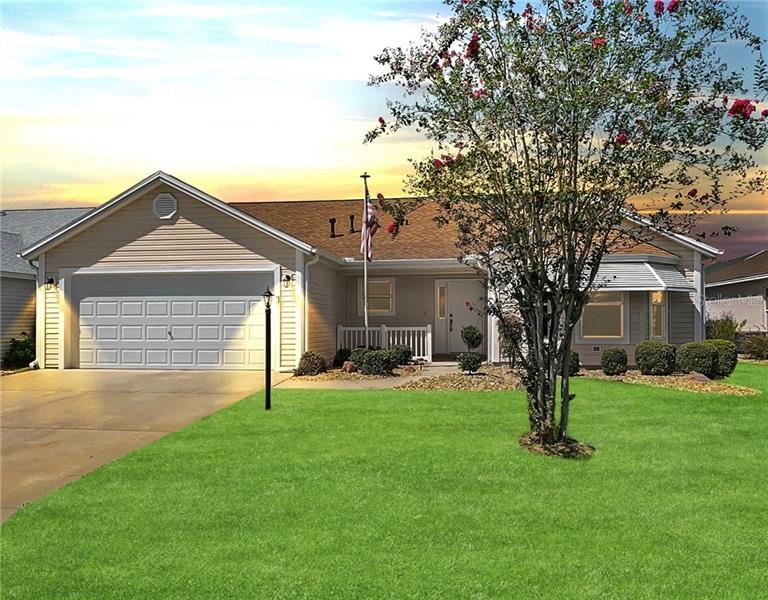 17906 SE 89TH ROTHWAY COURT, The Villages, FL 32162 - #: O5888468
