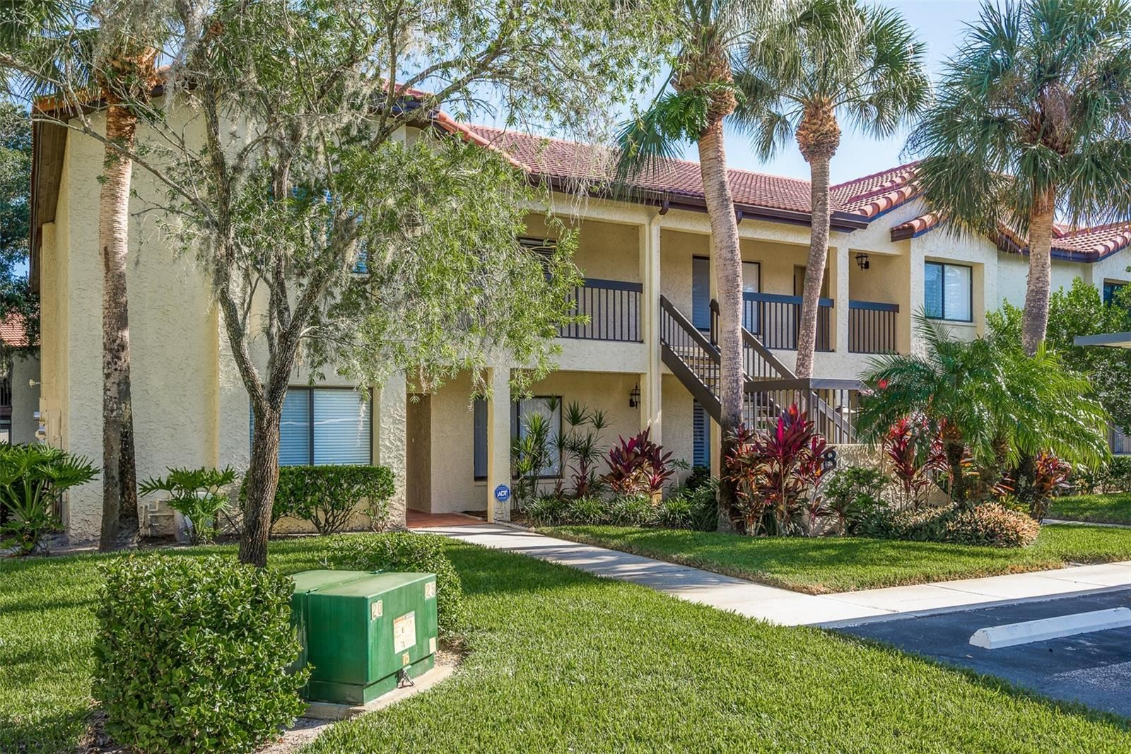 1801 E LAKE ROAD #18E, Palm Harbor, FL 34685 - #: U8138470