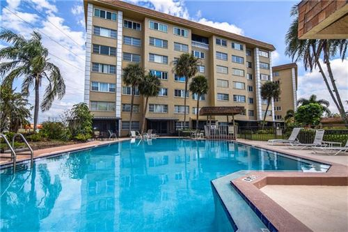Photo of 8950 PARK BOULEVARD #607, SEMINOLE, FL 33777 (MLS # U8113471)