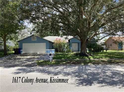 Photo of 1617 COLONY AVENUE, KISSIMMEE, FL 34744 (MLS # A4473472)