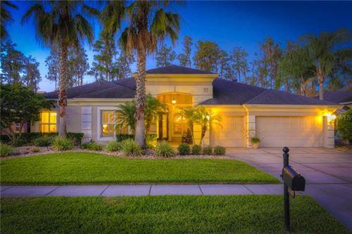 Photo of 27207 LAUREL CHASE LANE, WESLEY CHAPEL, FL 33544 (MLS # T3266473)