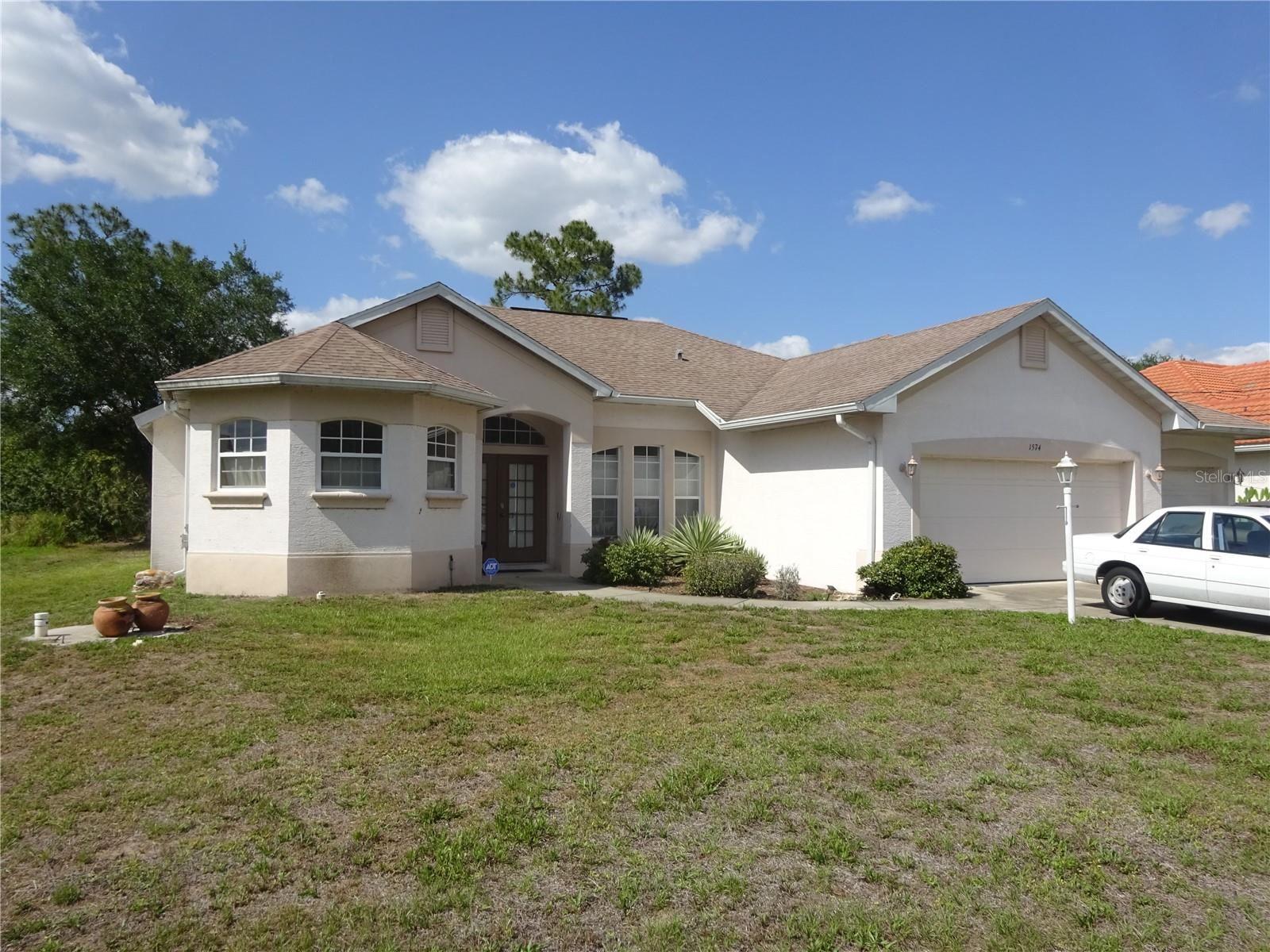 1574 W HILLSBOROUGH BOULEVARD, North Port, FL 34288 - MLS#: C7442474